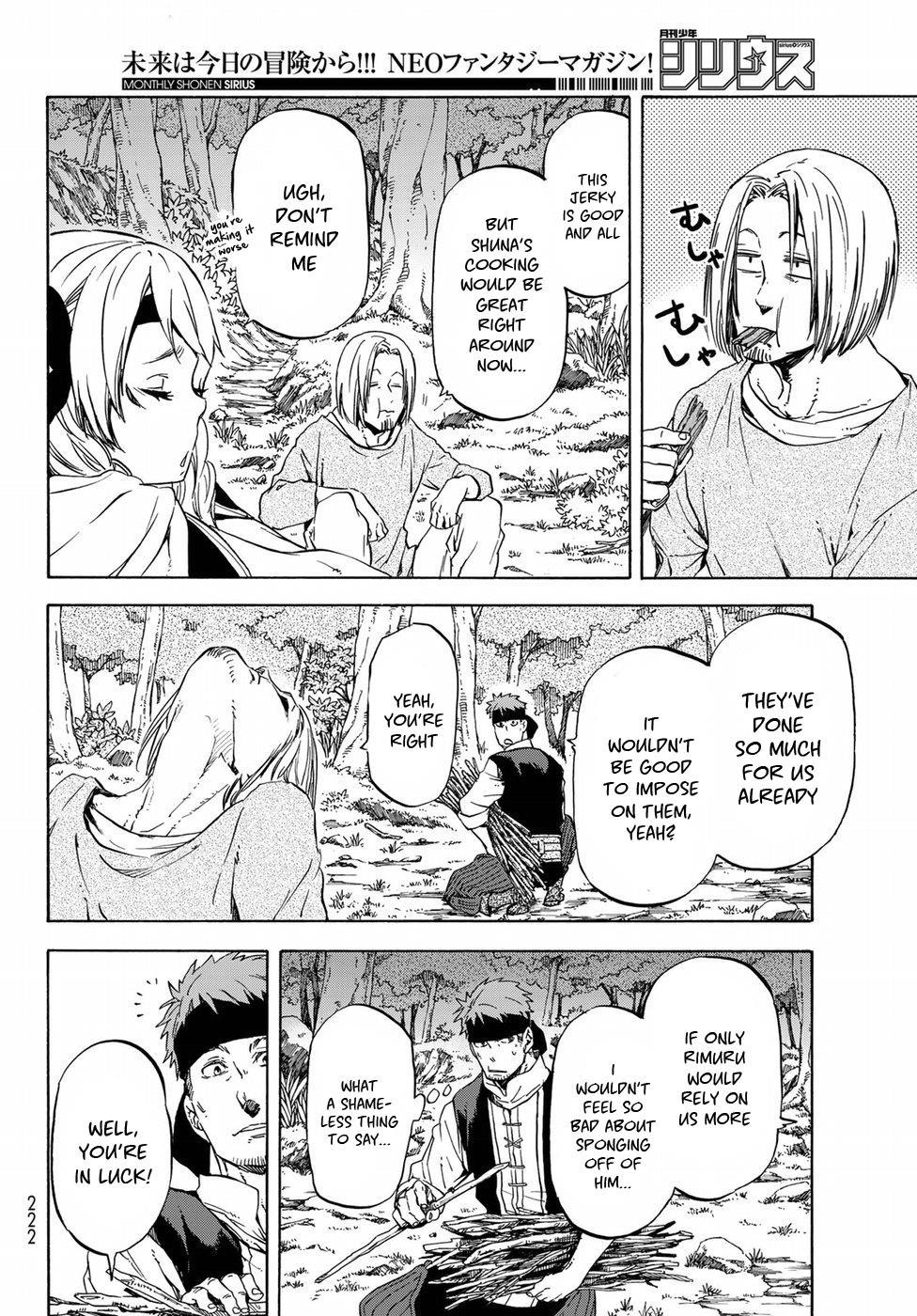 Tensei shitara Slime Datta Ken, Chapter 43 image 009