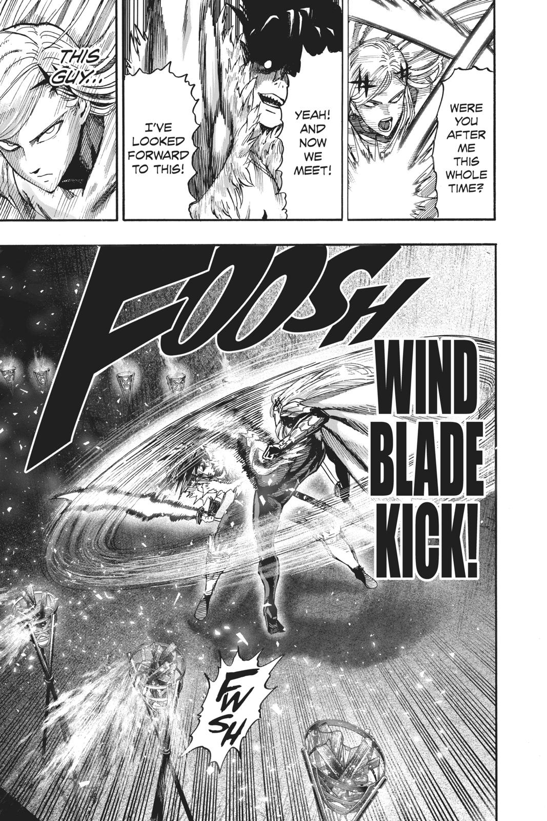 One-Punch Man, Chapter 98 image 026