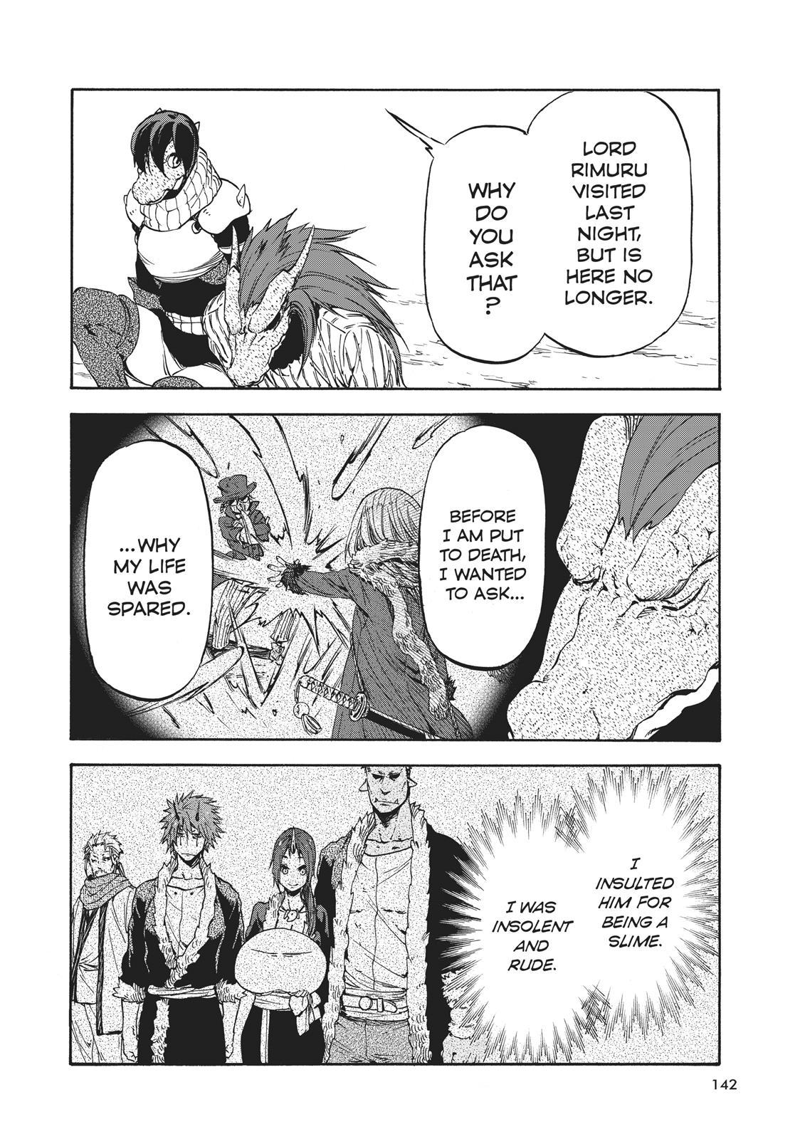 Tensei shitara Slime Datta Ken, Chapter 27 image 014