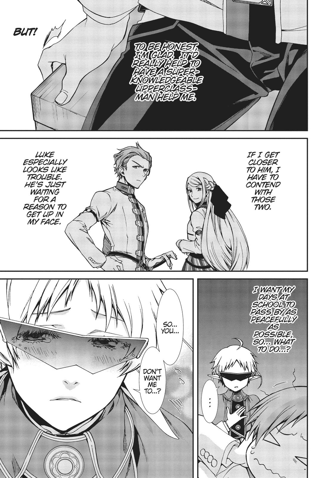 Mushoku Tensei, Chapter 57 image 025