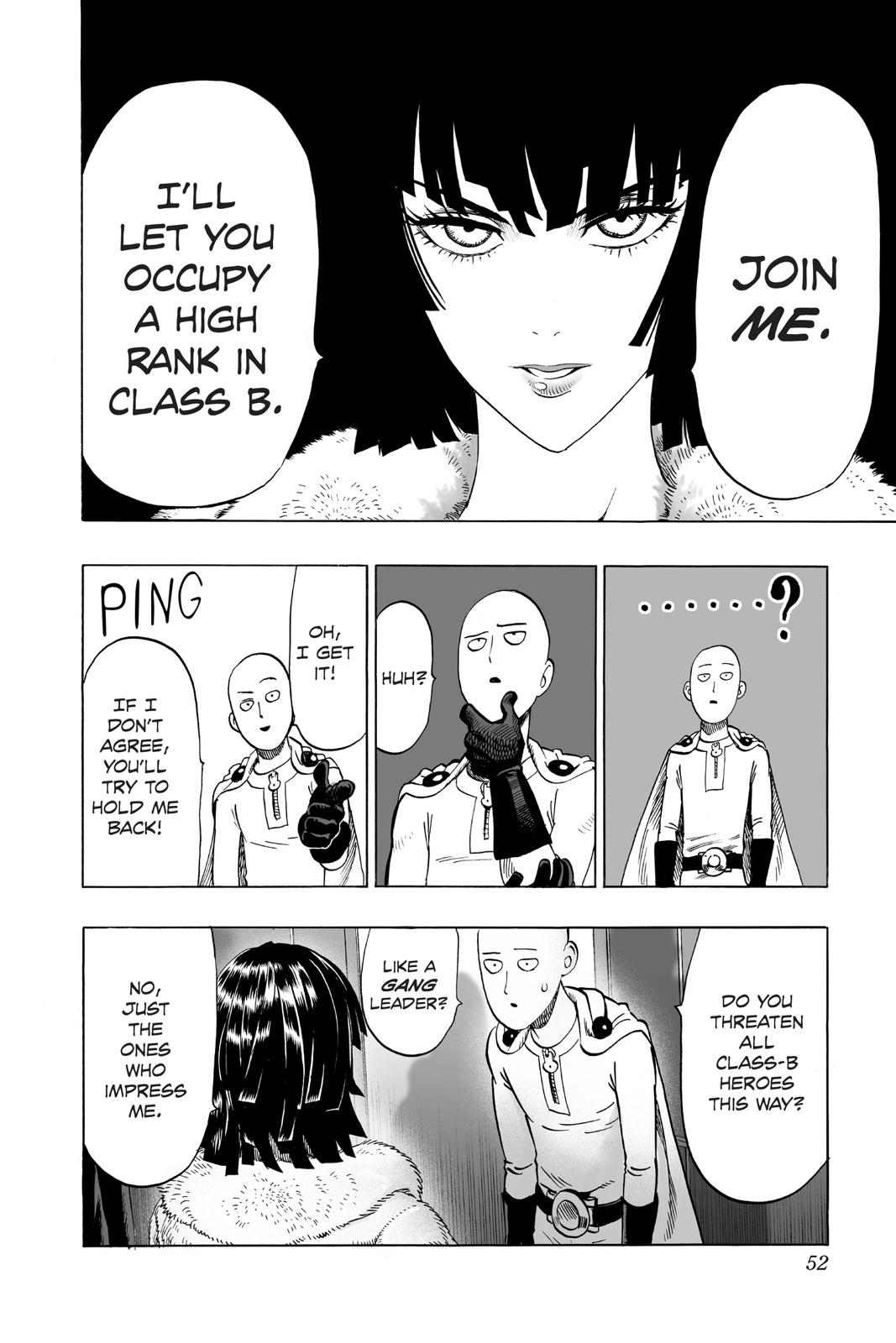 One-Punch Man, Chapter 42 image 017