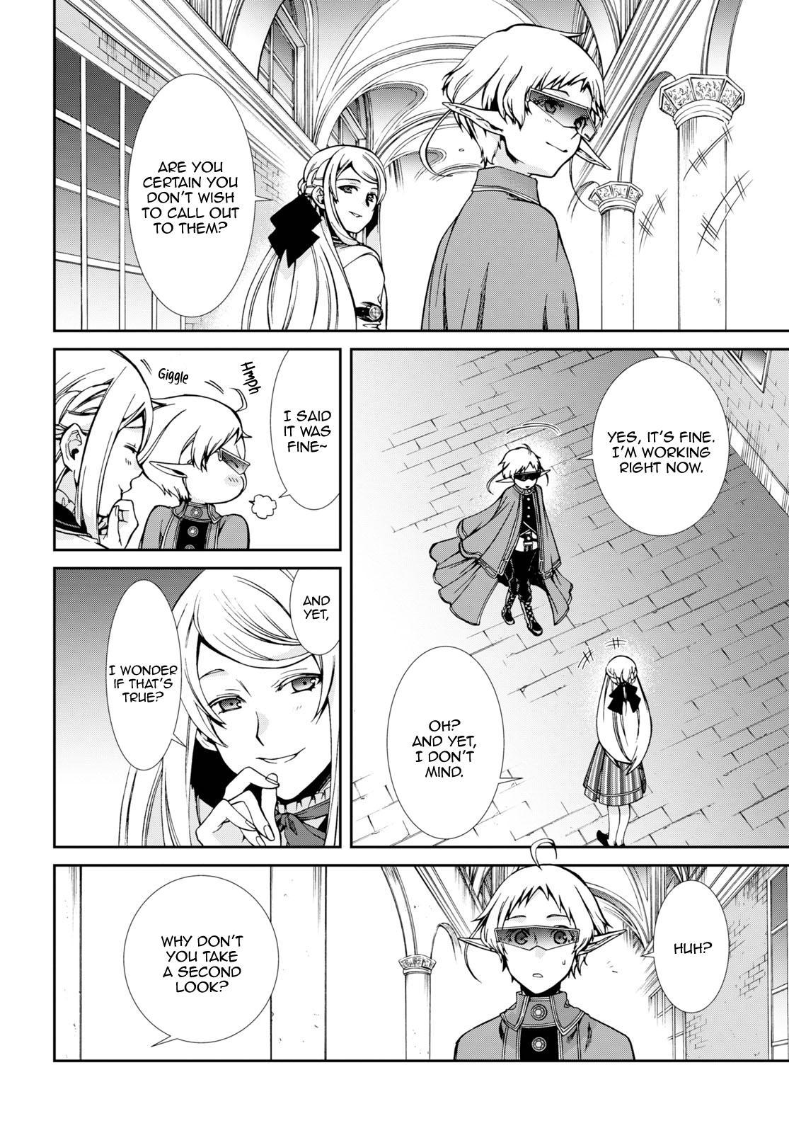 Mushoku Tensei, Chapter 62 image 016