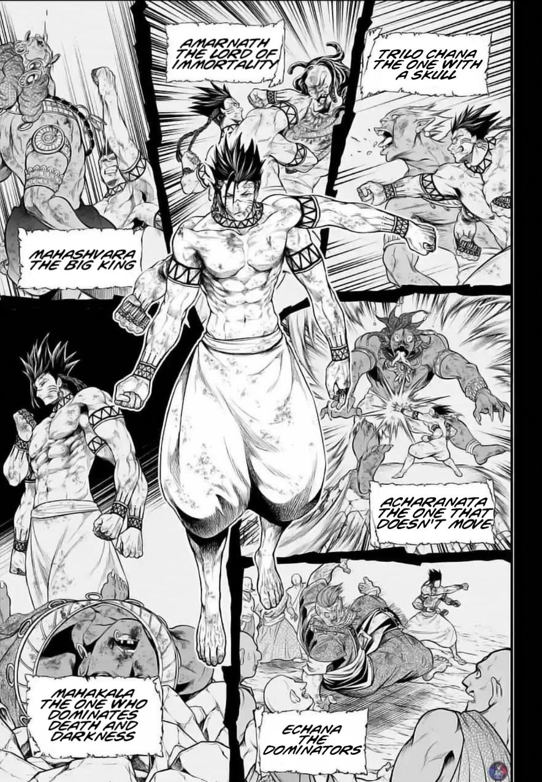 Shuumatsu no Valkyrie, Chapter 37 image 009