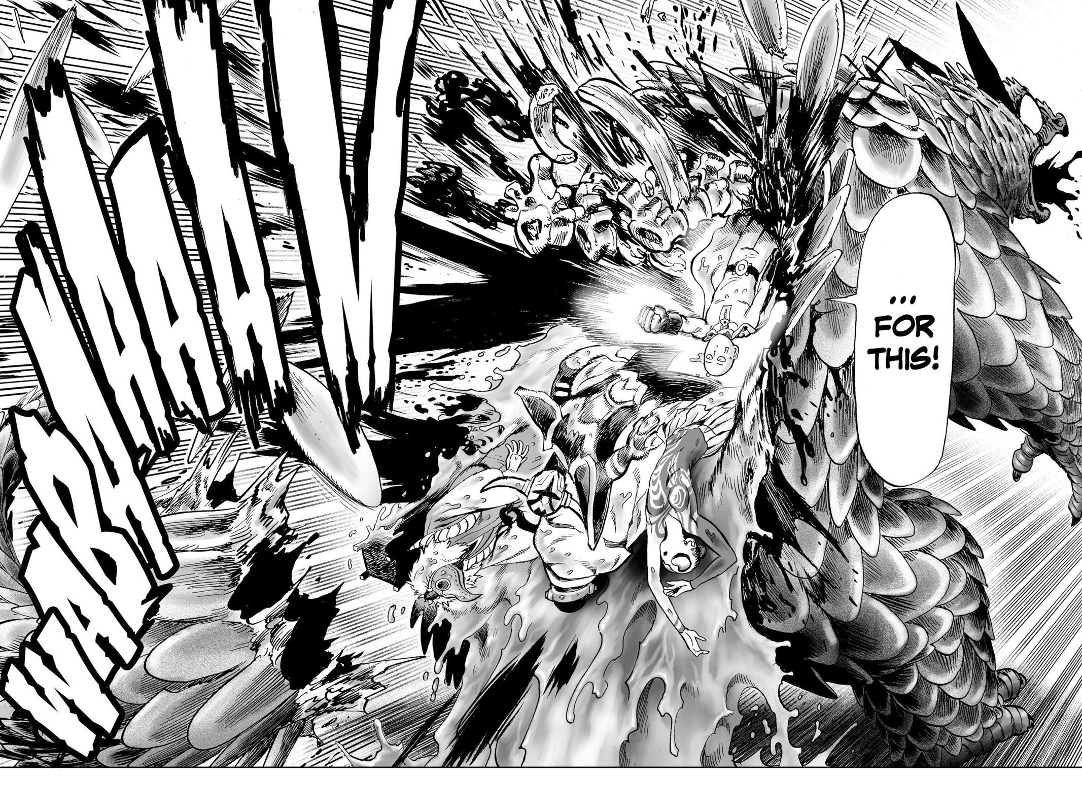 One-Punch Man, Chapter 61.5 image 026