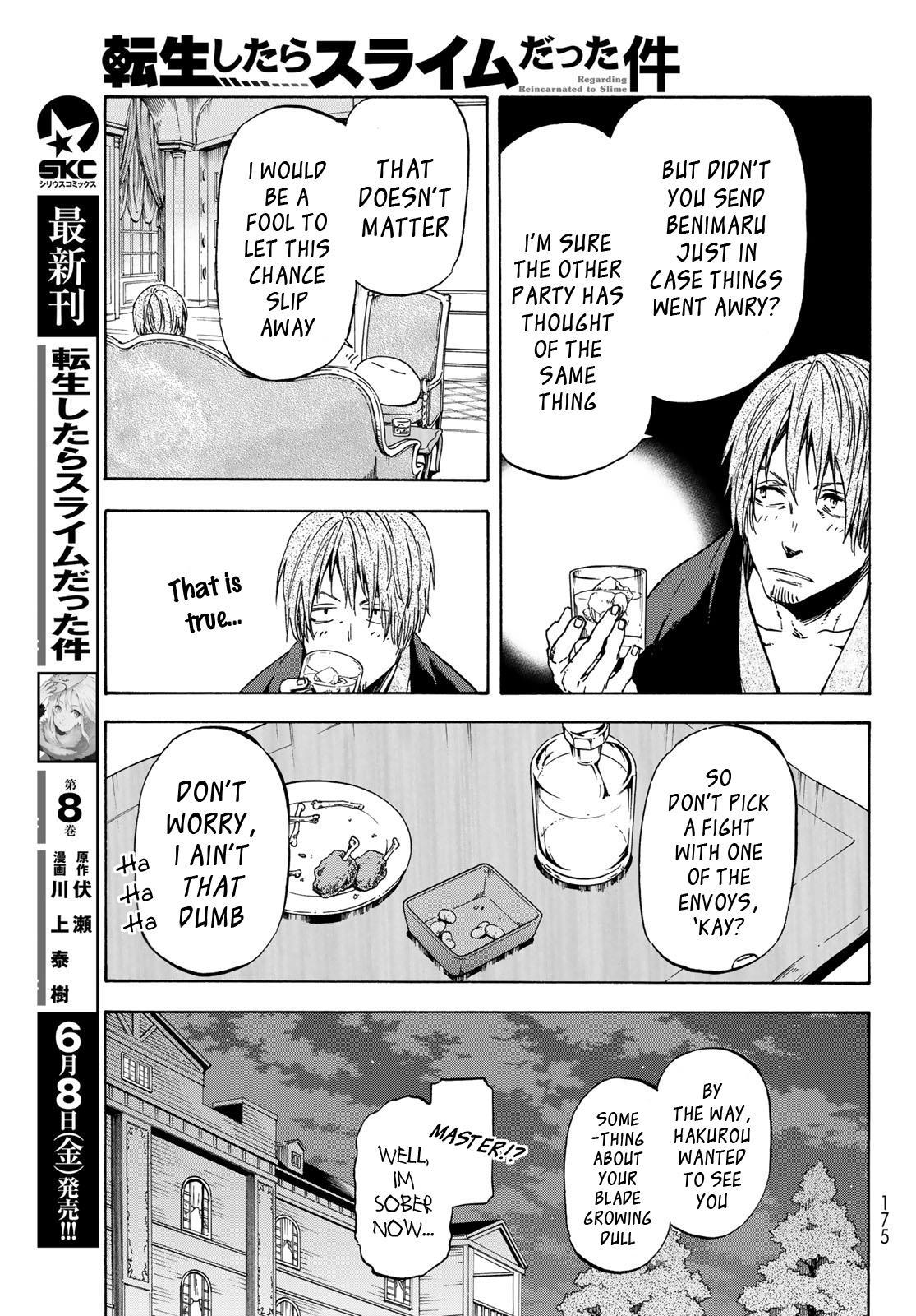 Tensei shitara Slime Datta Ken, Chapter 40 image 020