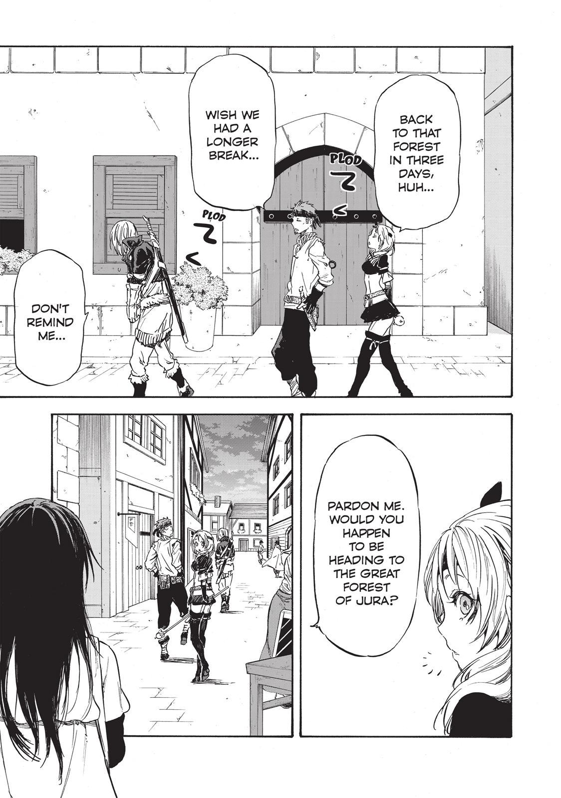 Tensei shitara Slime Datta Ken, Chapter 7 image 031