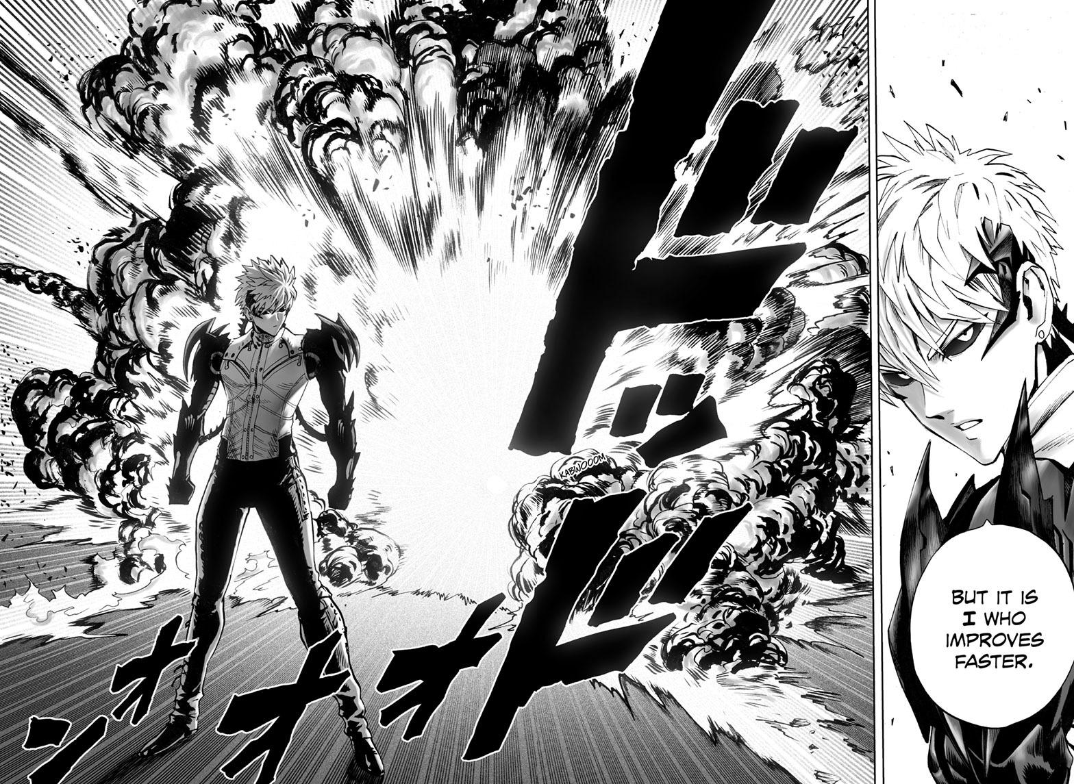 One-Punch Man, Chapter 117 image 027