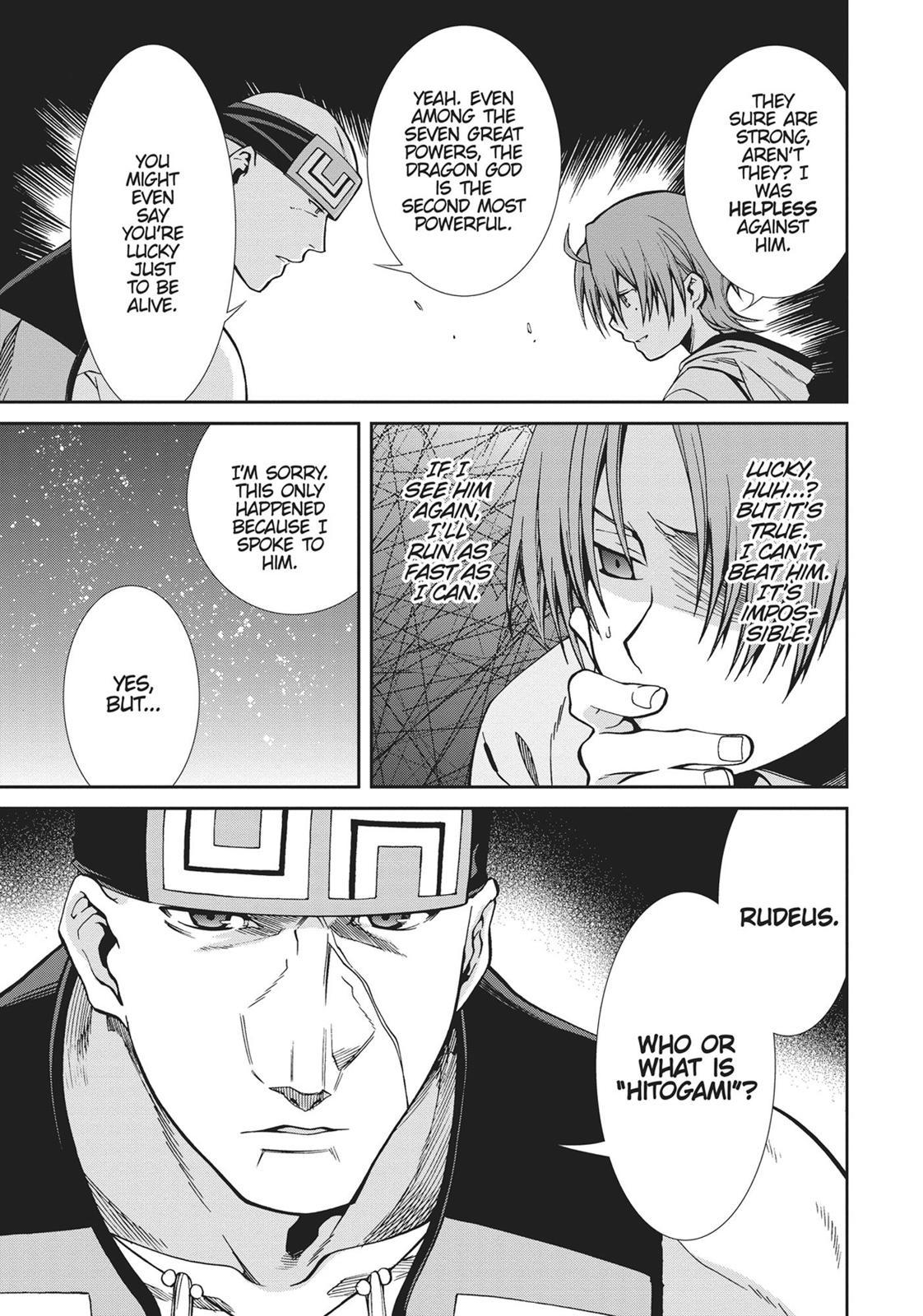 Mushoku Tensei, Chapter 48 image 027