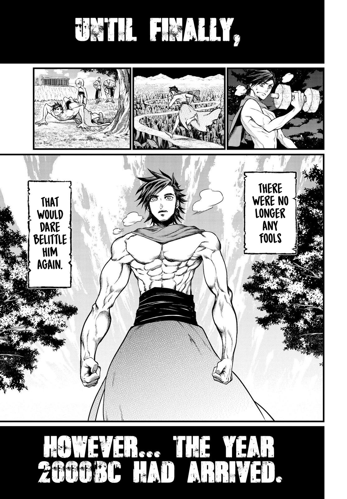Shuumatsu no Valkyrie, Chapter 22 image 027