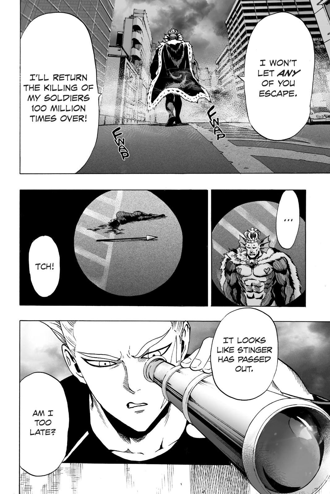 One-Punch Man, Chapter 24 image 004