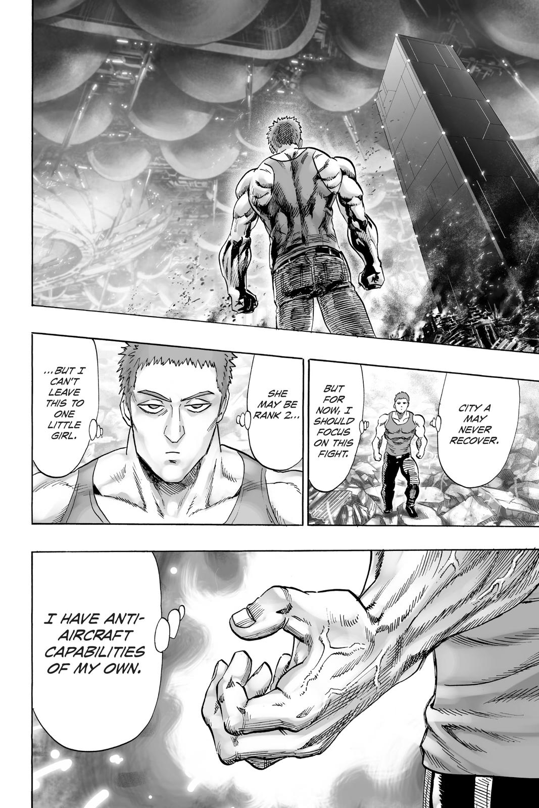 One-Punch Man, Chapter 35 image 008