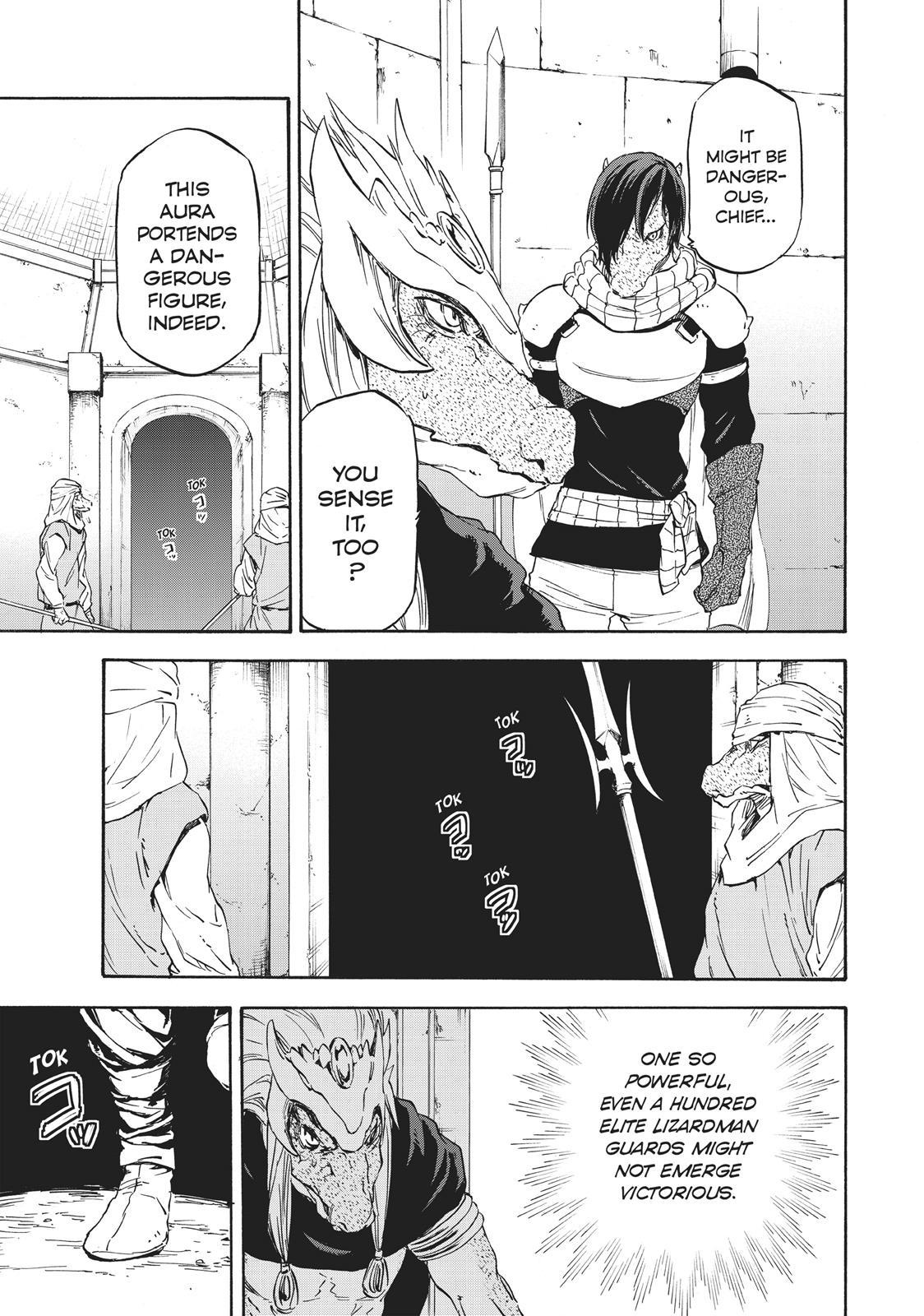 Tensei shitara Slime Datta Ken, Chapter 18 image 031