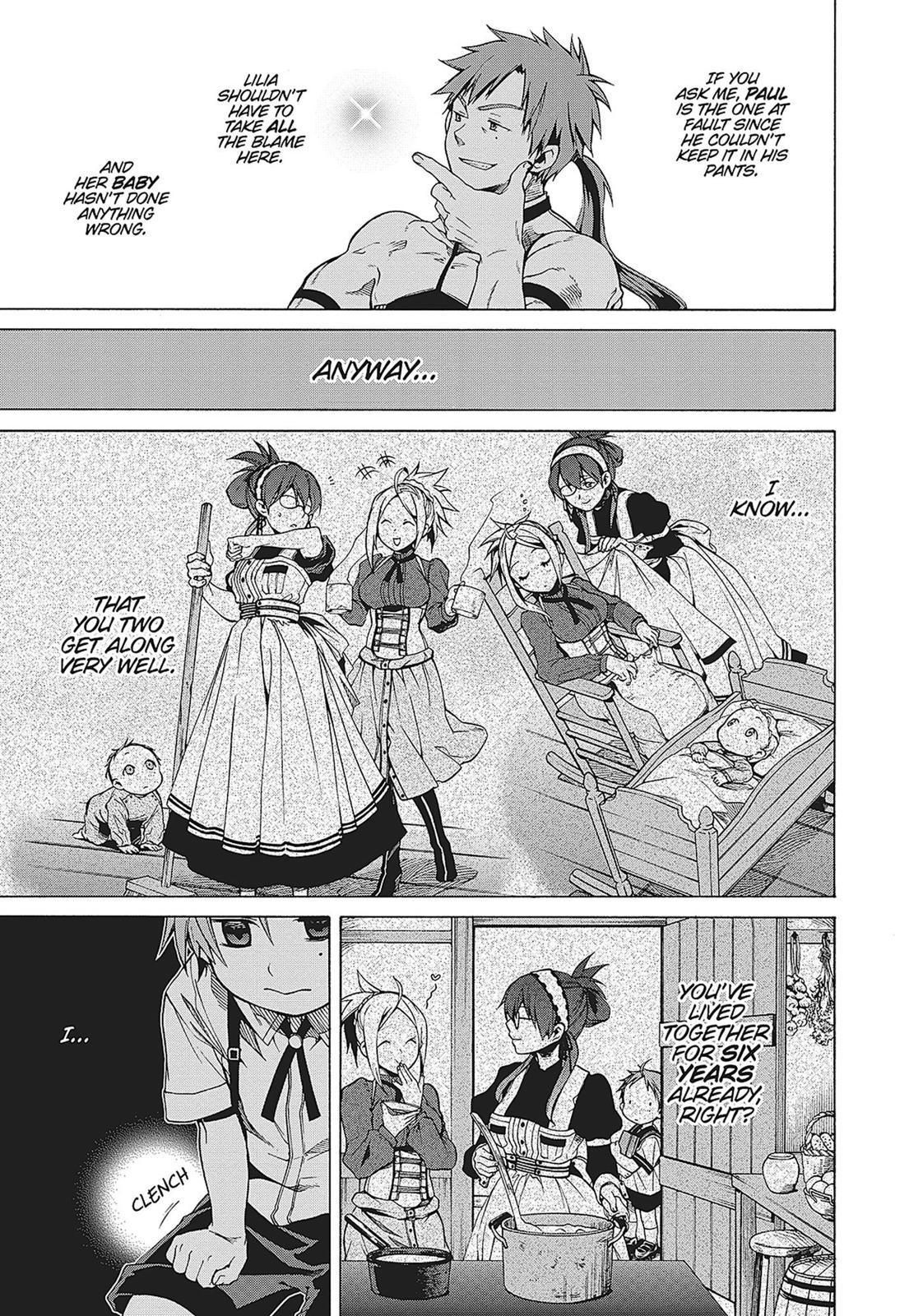 Mushoku Tensei, Chapter 5 image 011
