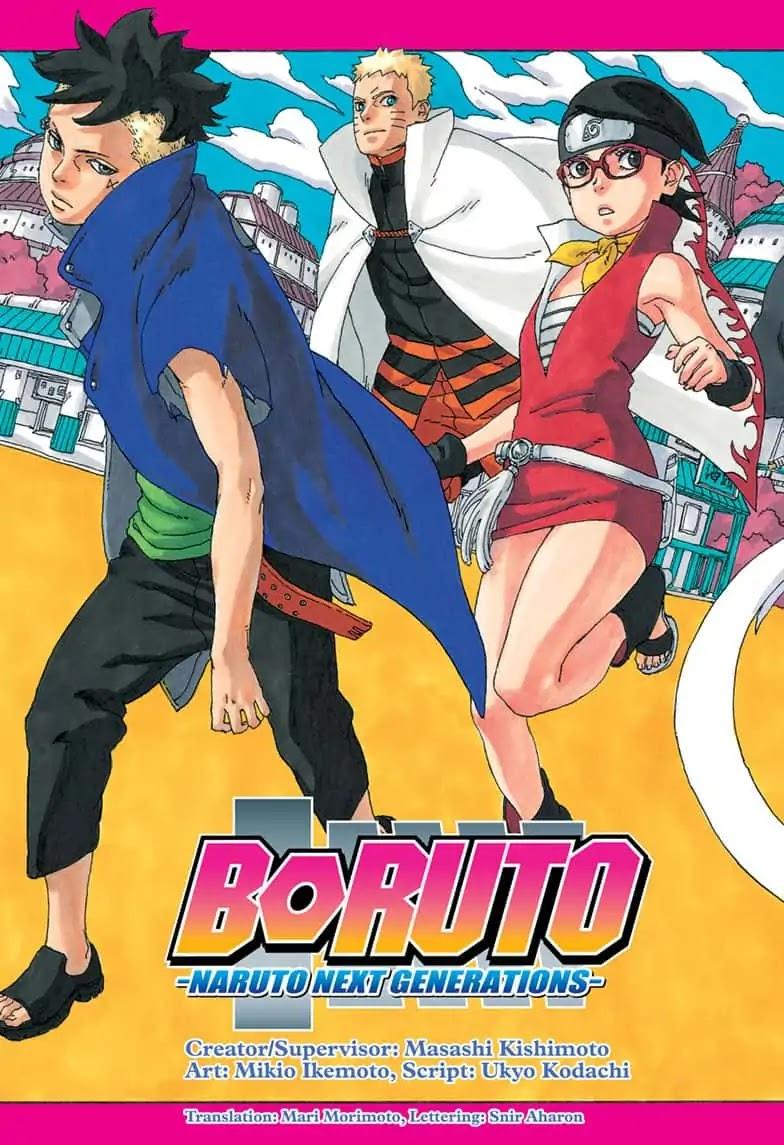 Boruto, Number 36 image 002