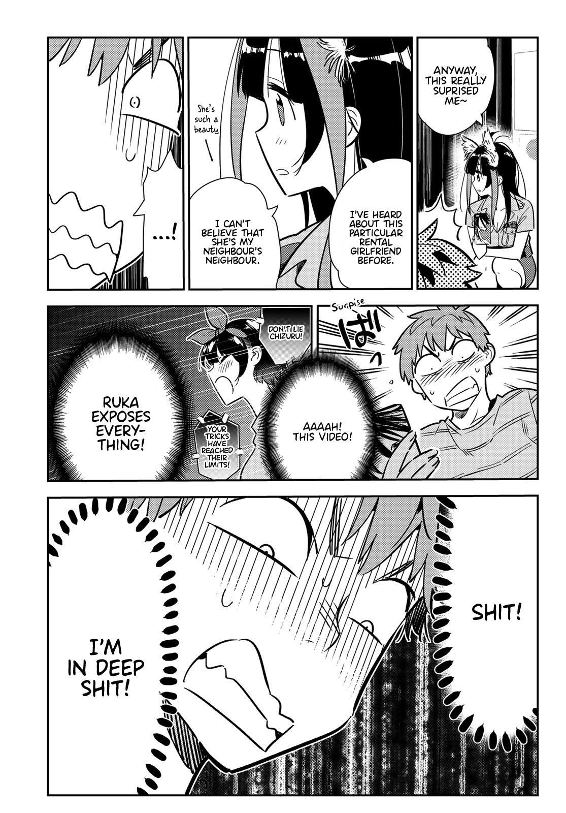 Kanojo Okarishimasu, Chapter 114 image 012