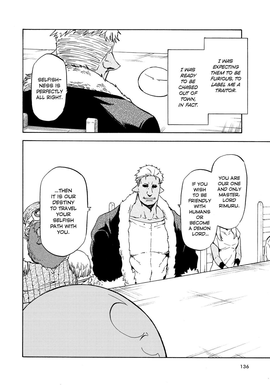 Tensei shitara Slime Datta Ken, Chapter 62 image 016