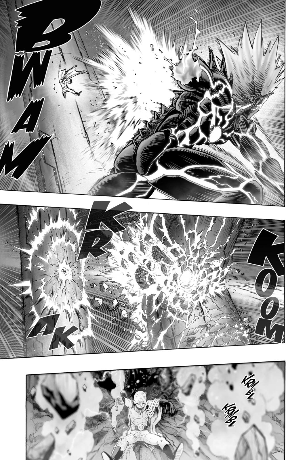 One-Punch Man, Chapter 35 image 029