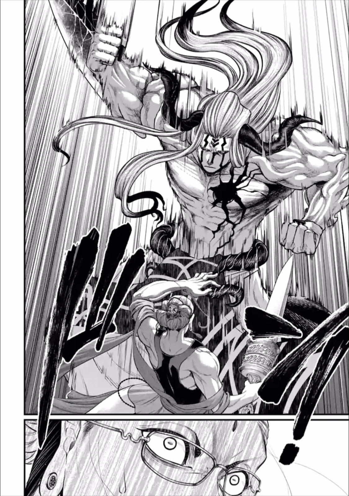 Shuumatsu no Valkyrie, Chapter 50 image 021