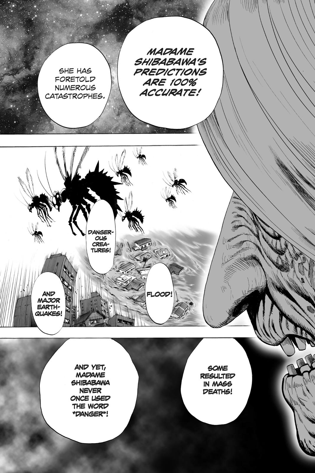 One-Punch Man, Chapter 31 image 014