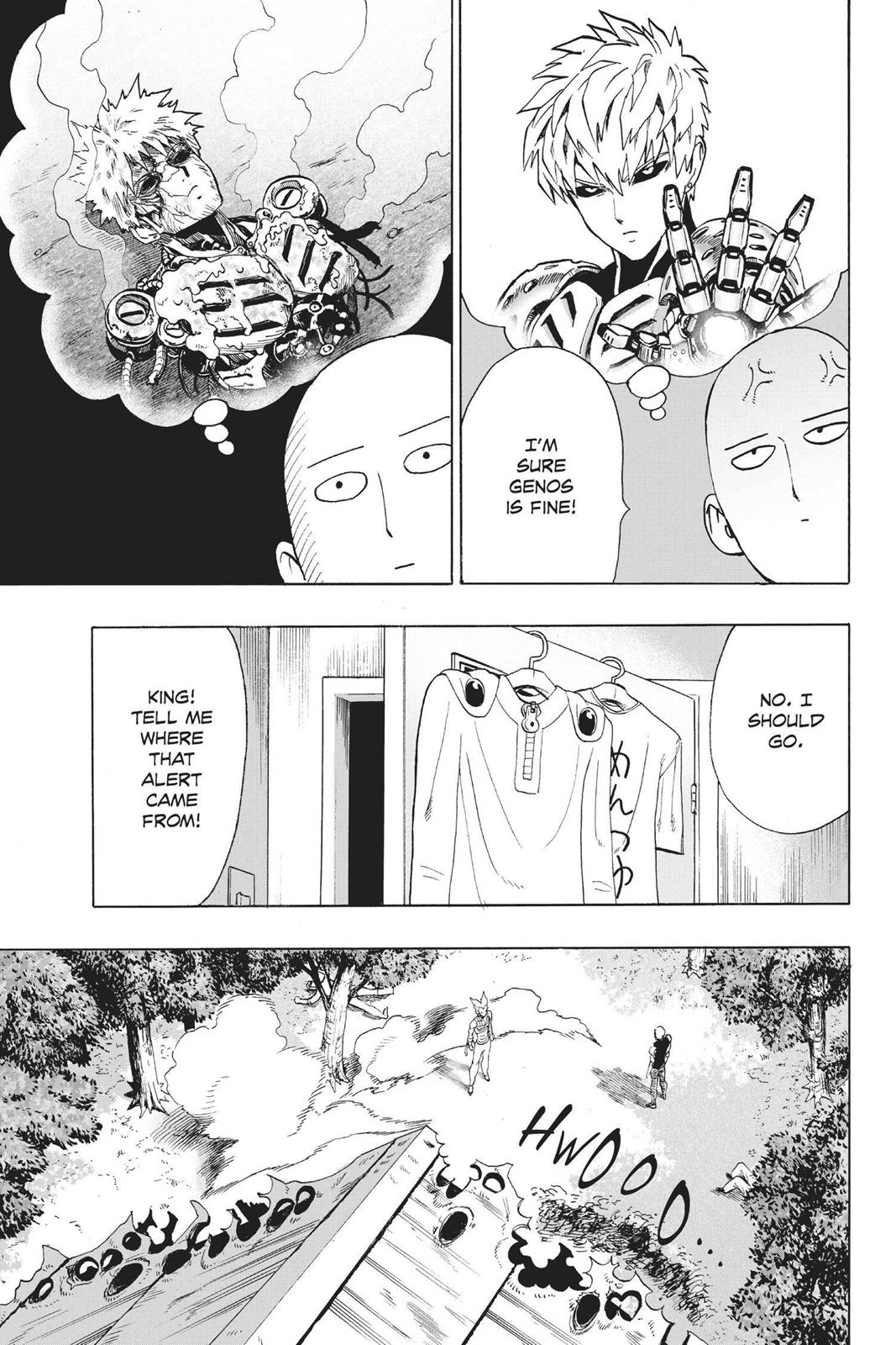 One-Punch Man, Chapter 83 image 019