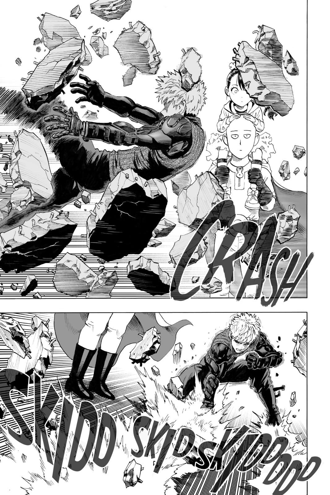 One-Punch Man, Chapter 40.5 image 015