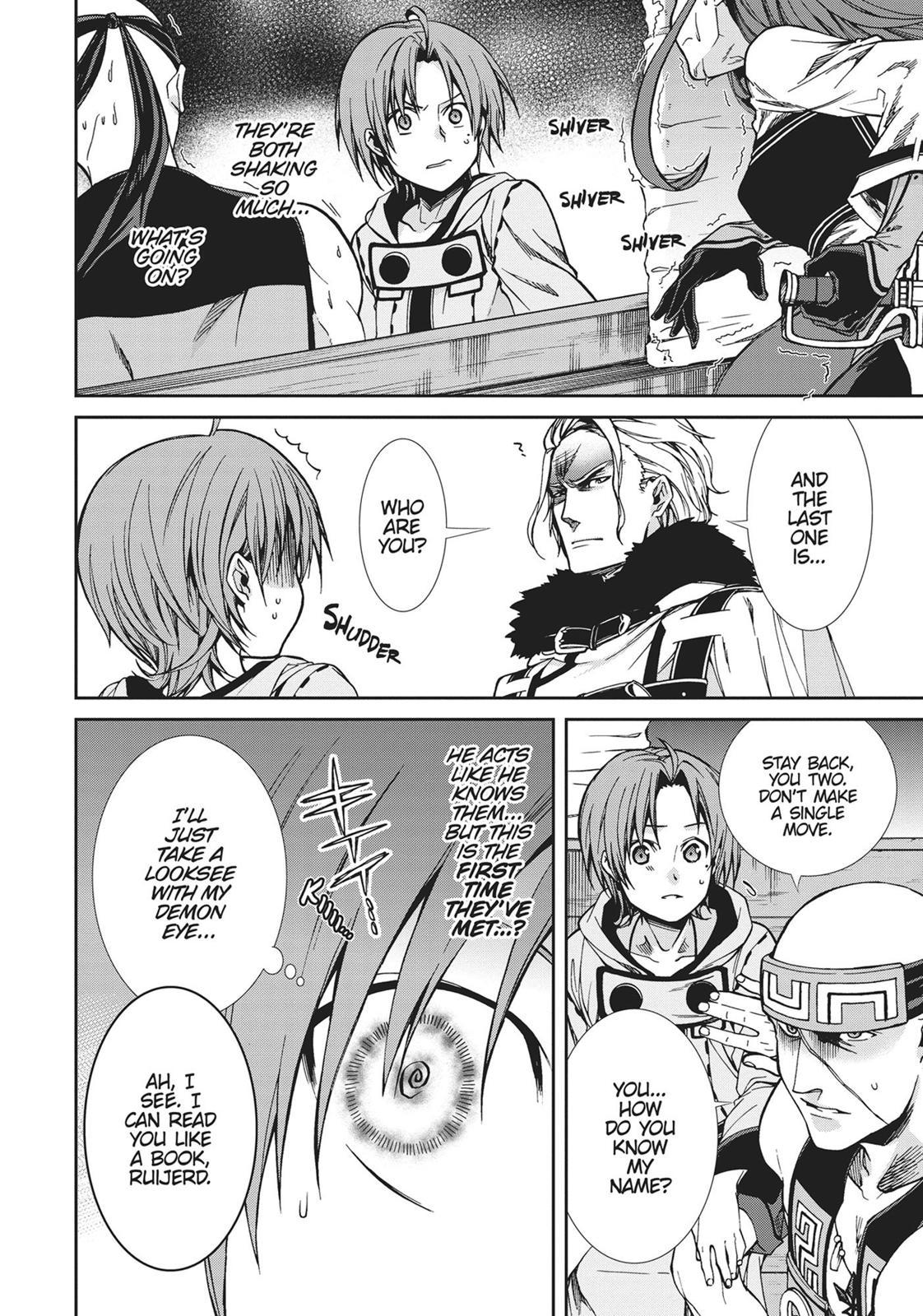 Mushoku Tensei, Chapter 46 image 020