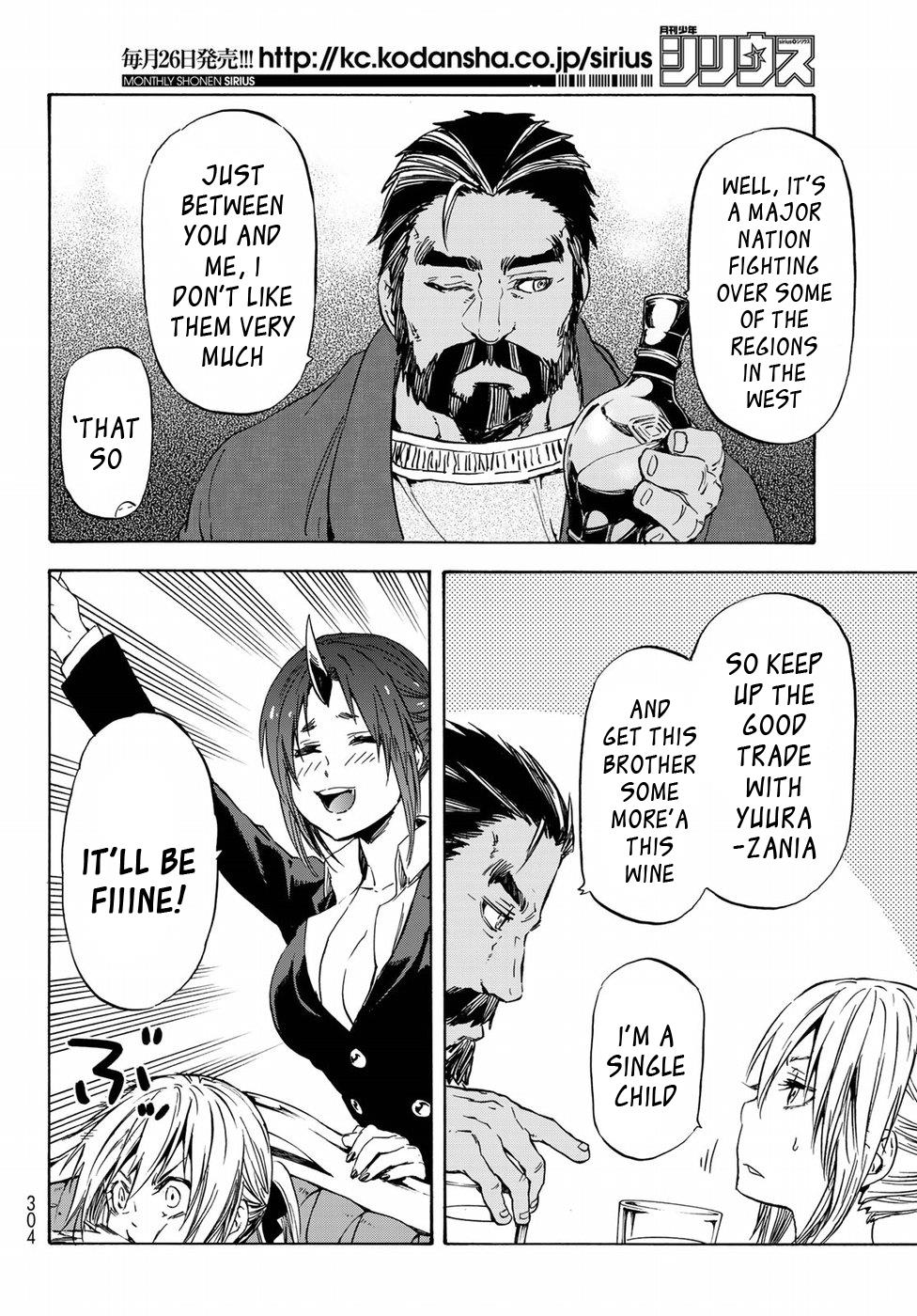 Tensei shitara Slime Datta Ken, Chapter 41 image 029