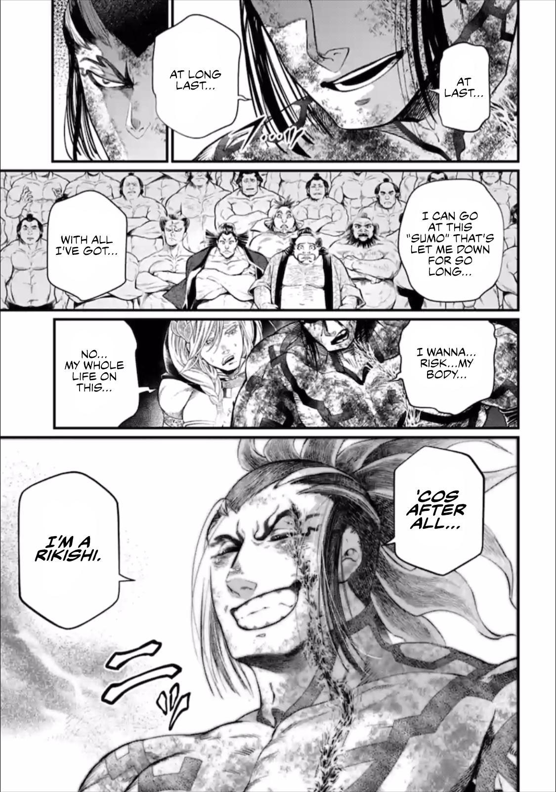 Shuumatsu no Valkyrie, Chapter 40 image 016