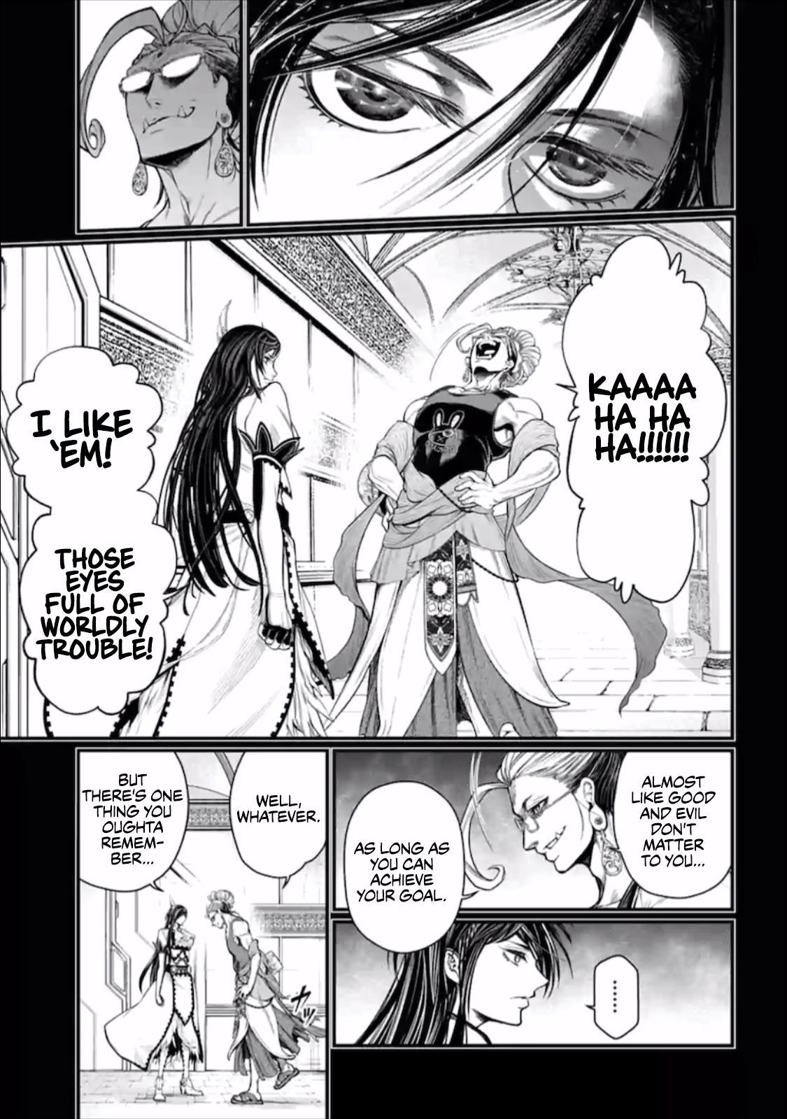 Shuumatsu no Valkyrie, Chapter 44 image 018