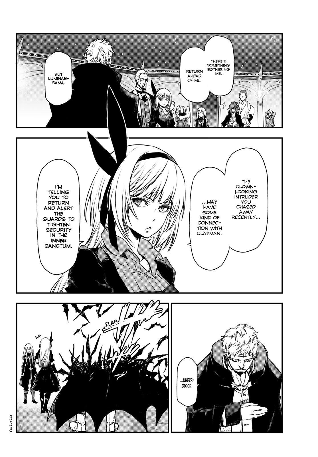 Tensei shitara Slime Datta Ken, Chapter 85 image 030