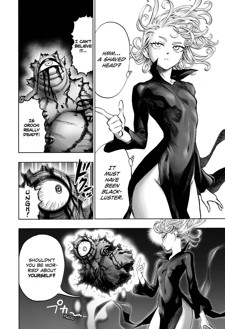 One-Punch Man, Chapter 107 image 004