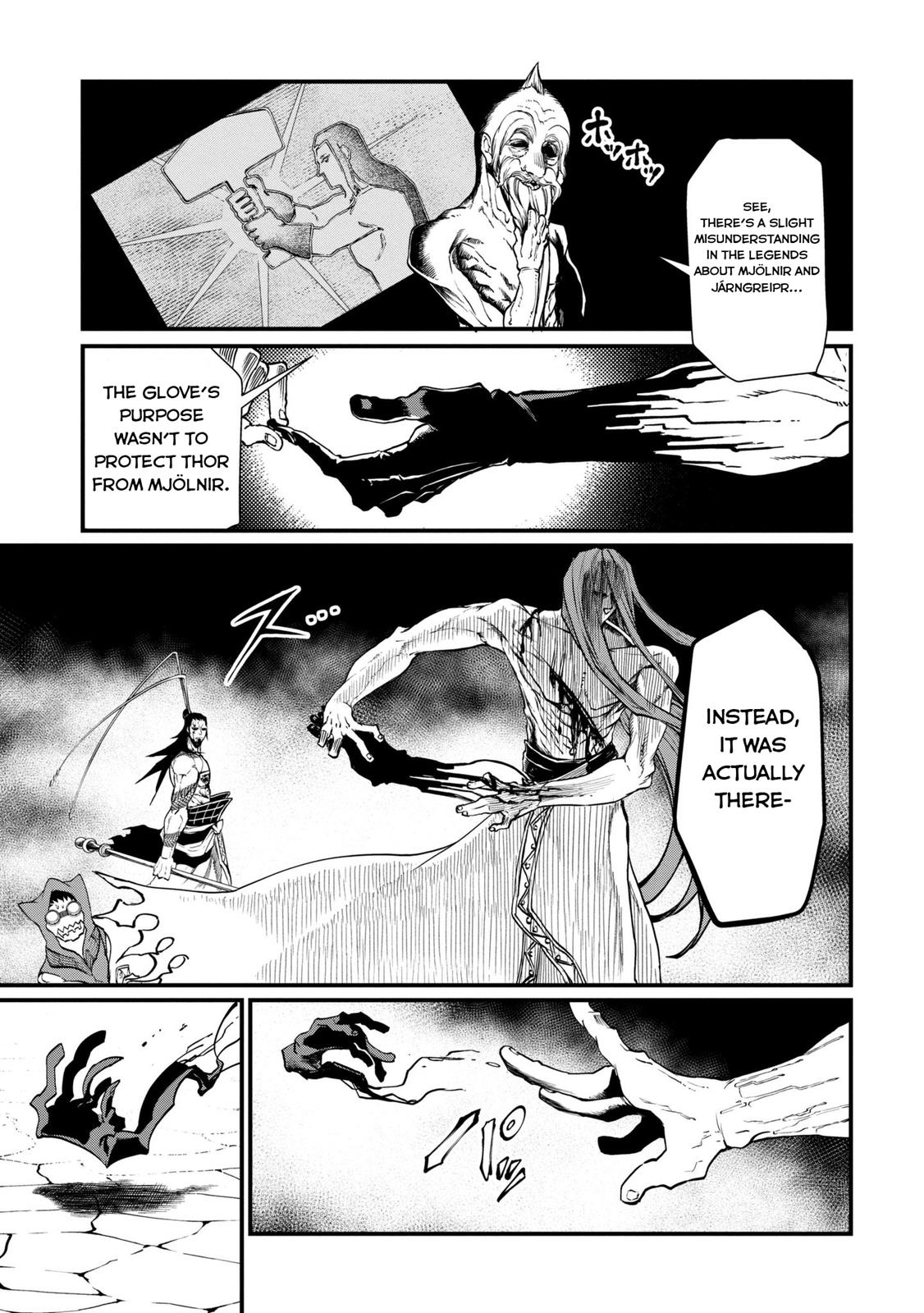Shuumatsu no Valkyrie, Chapter 4 image 020