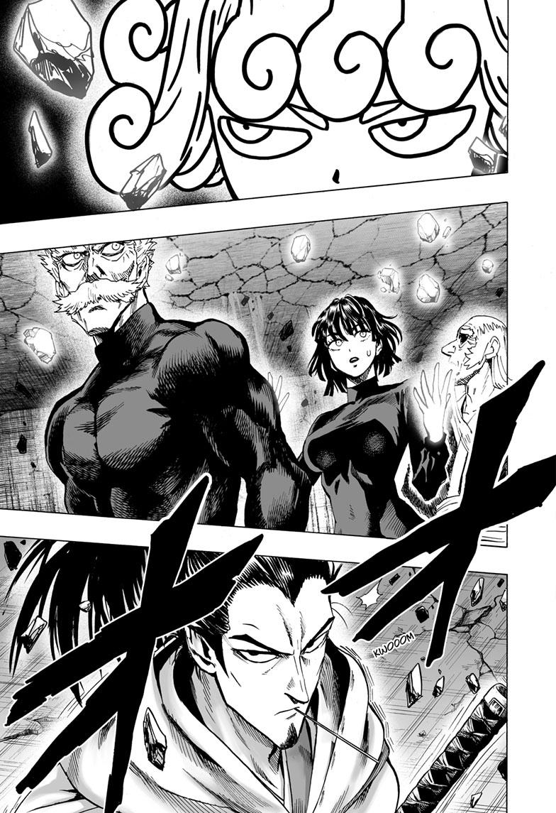 One-Punch Man, Chapter 104 image 022