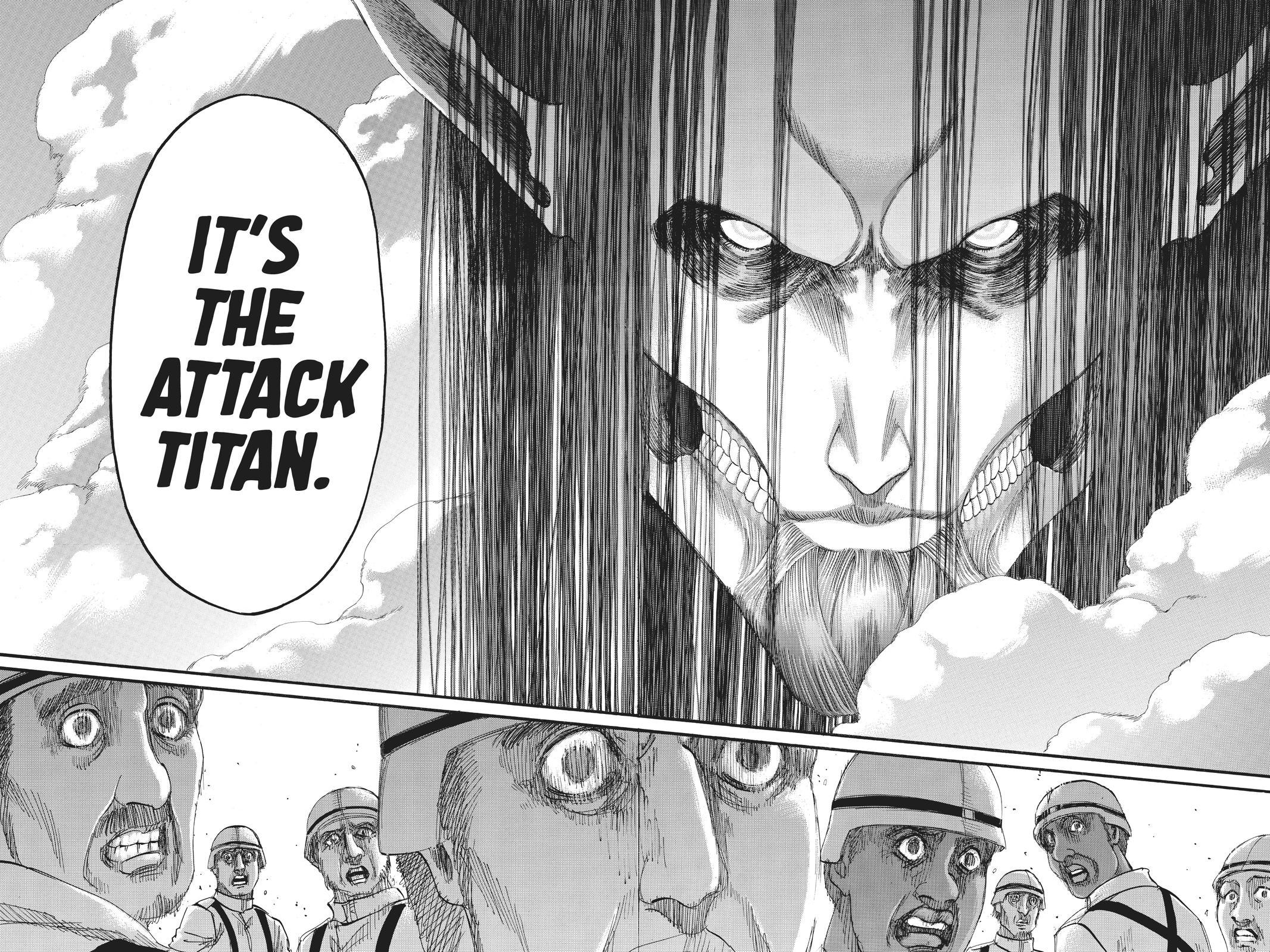 Attack On Titan, Episode 130 image 033