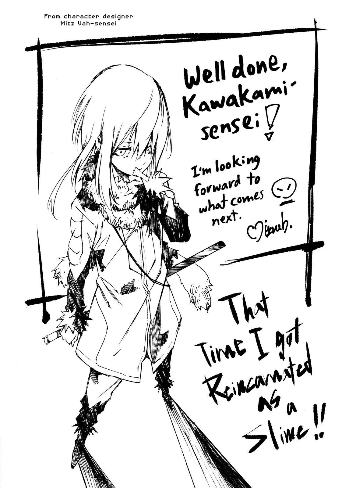 Tensei shitara Slime Datta Ken, Chapter 63.5 image 017