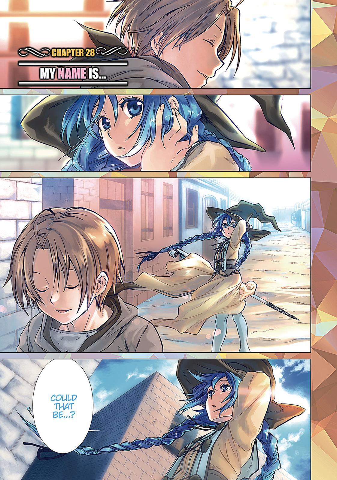 Mushoku Tensei, Chapter 28 image 003