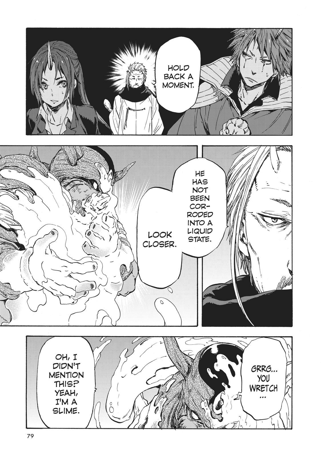 Tensei shitara Slime Datta Ken, Chapter 25 image 014