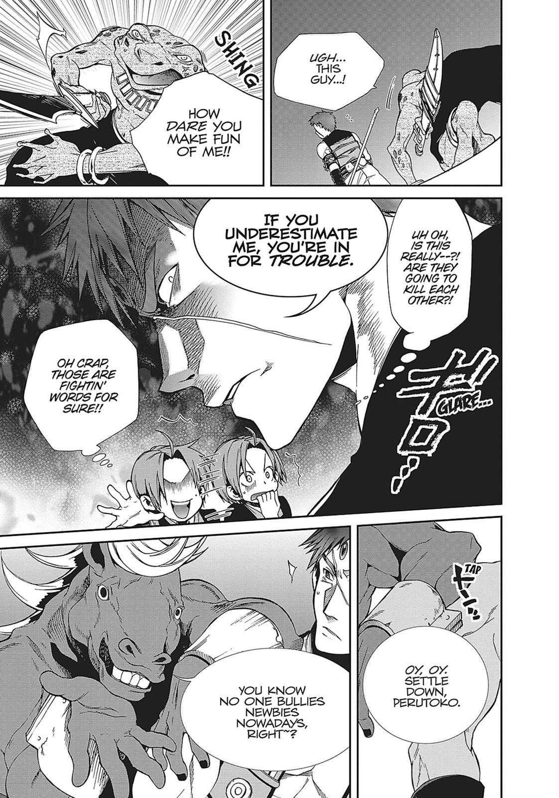 Mushoku Tensei, Chapter 20 image 027