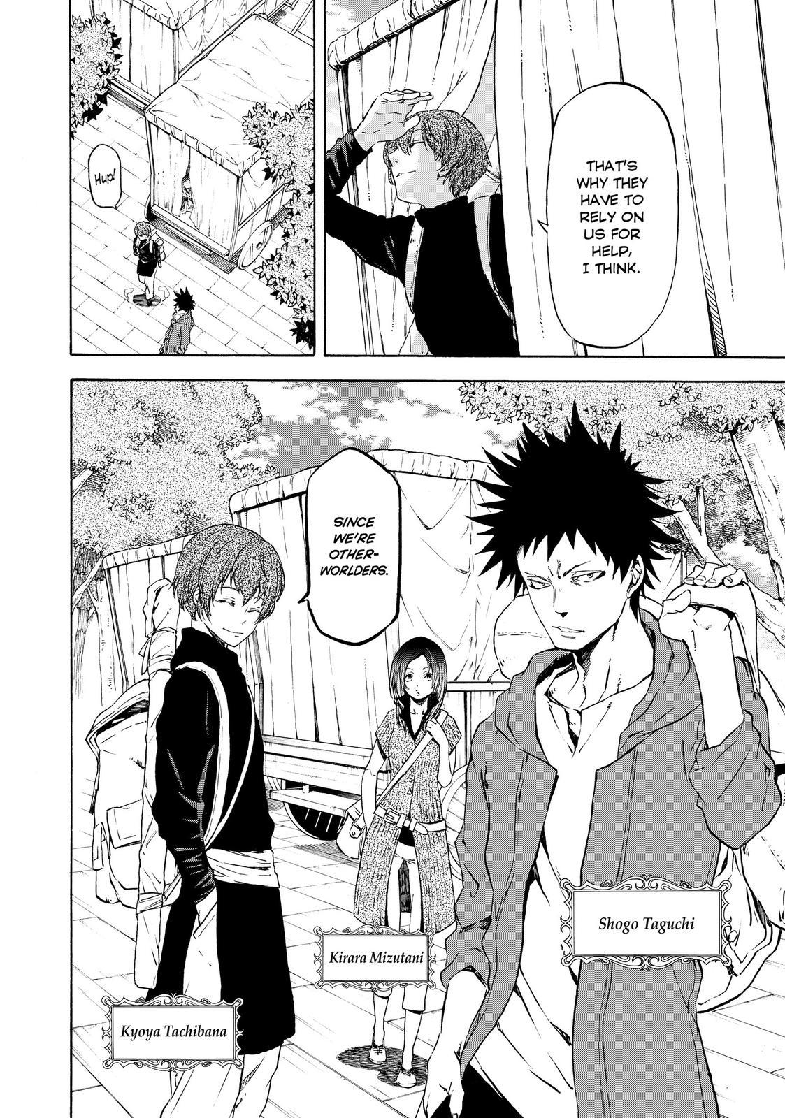 Tensei shitara Slime Datta Ken, Chapter 56 image 026