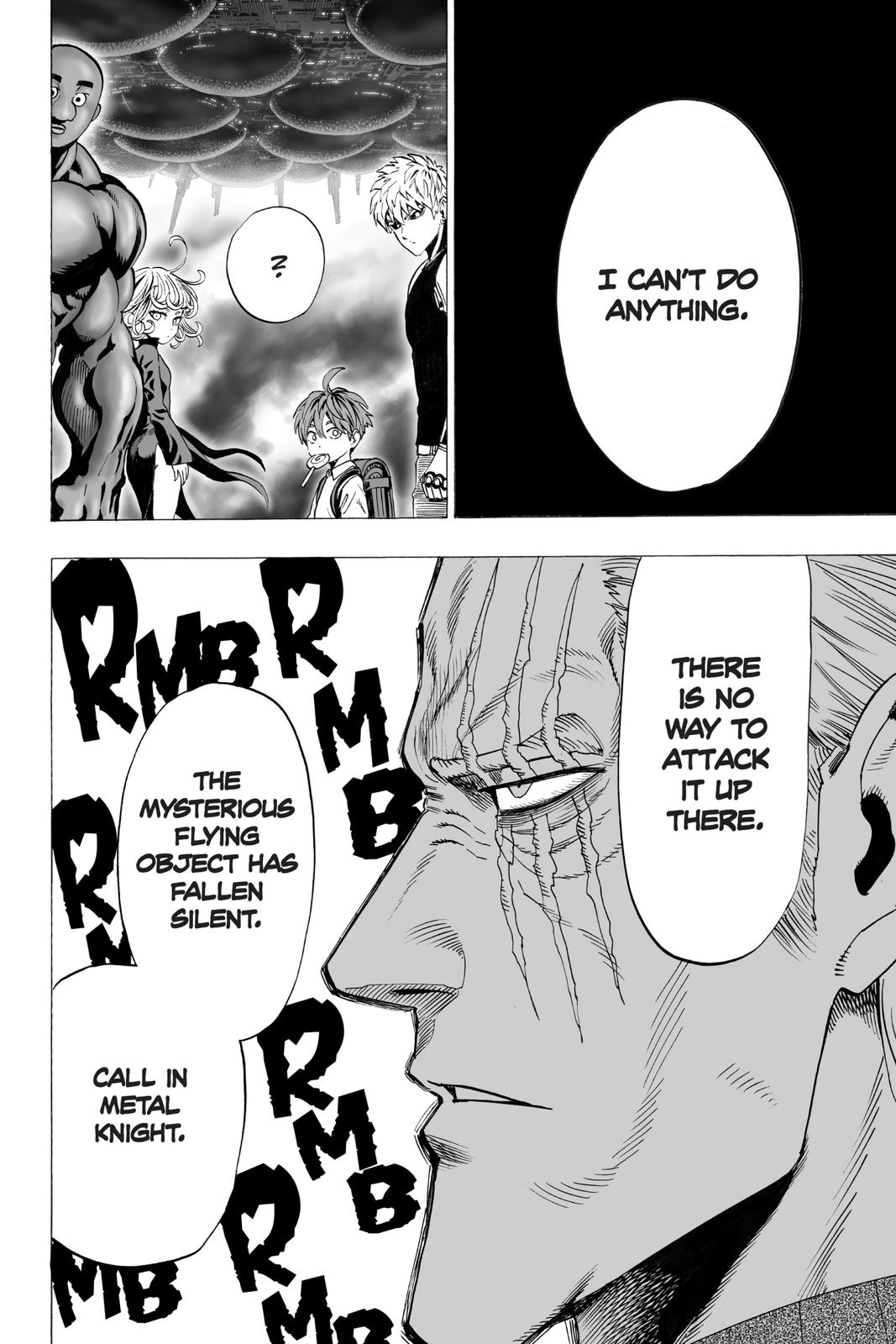 One-Punch Man, Chapter 32 image 040