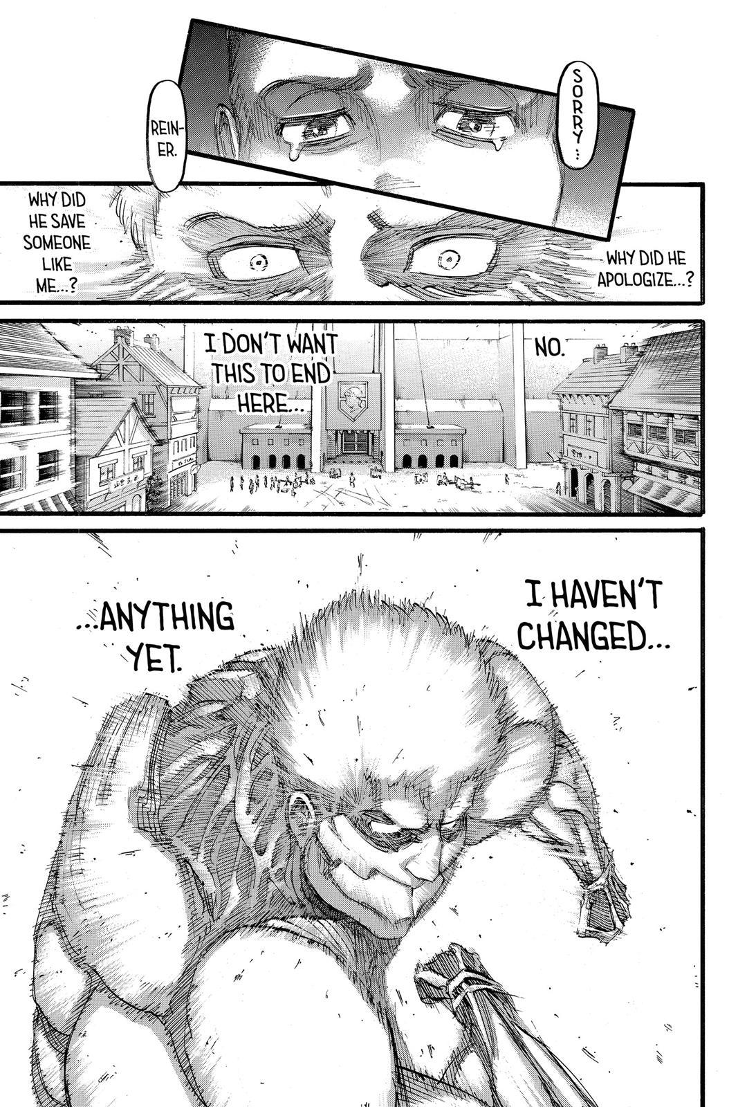 Attack On Titan, Episode 96 image 031