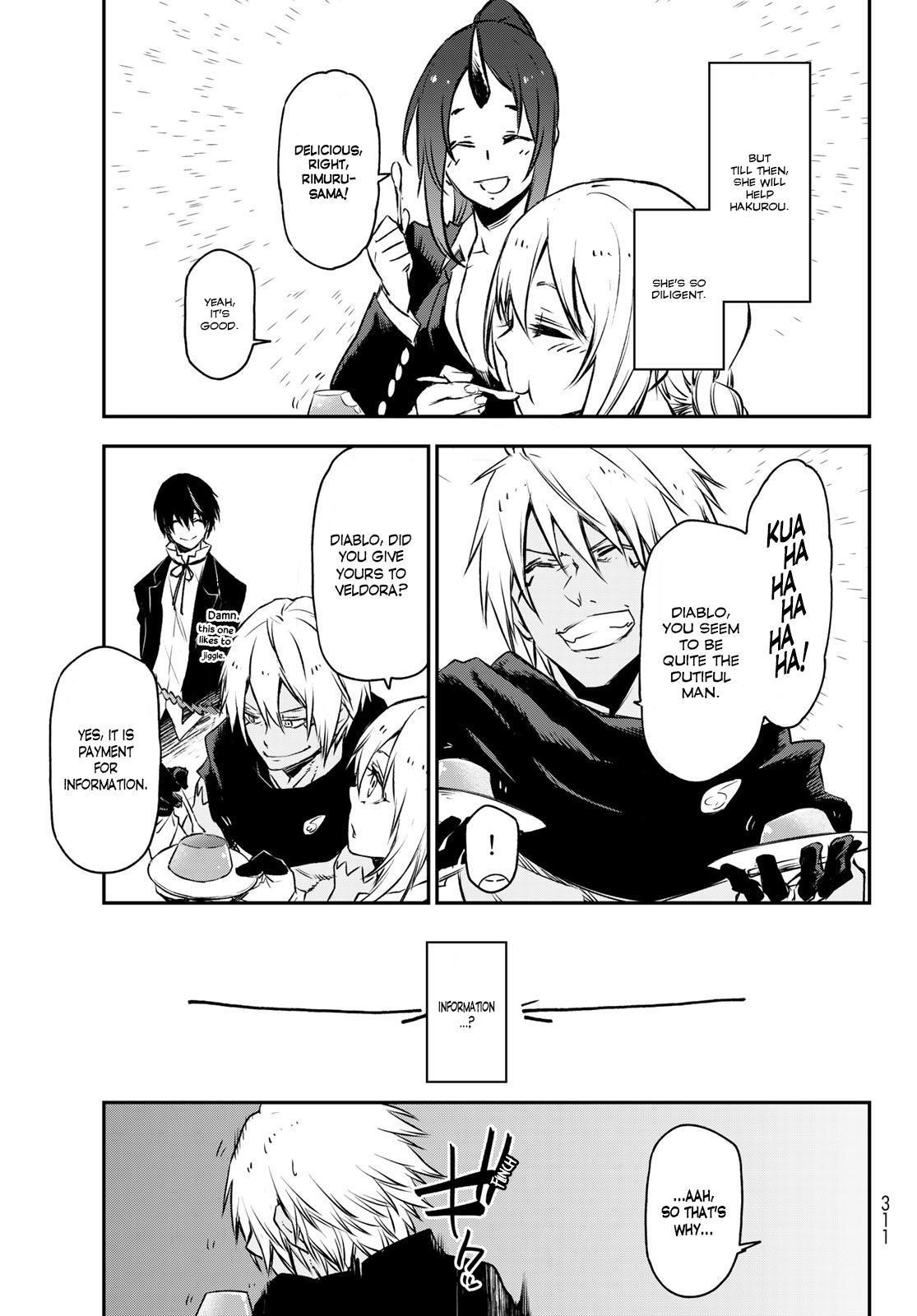 Tensei shitara Slime Datta Ken, Chapter 88 image 33