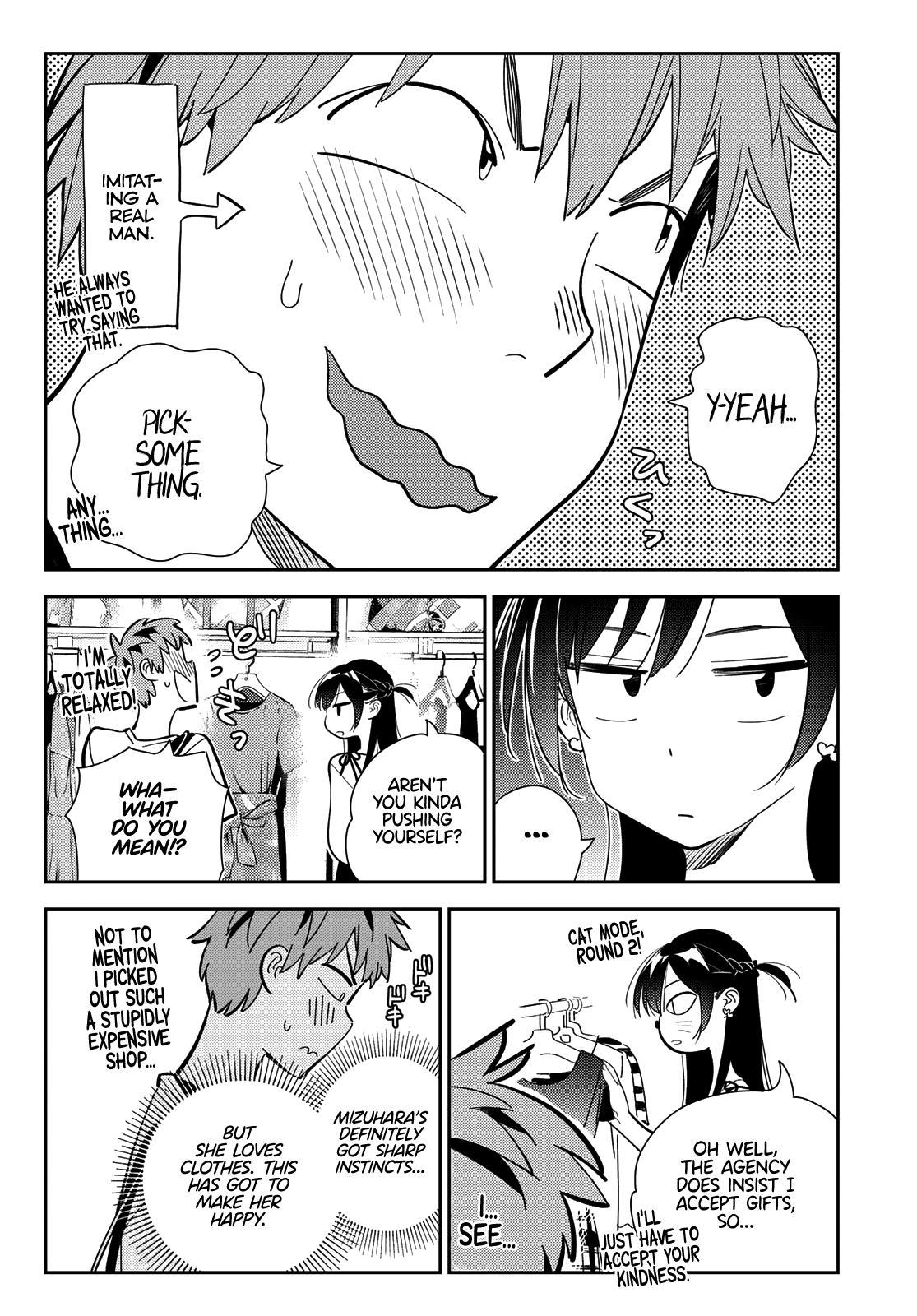 Kanojo Okarishimasu, Chapter 158 image 011