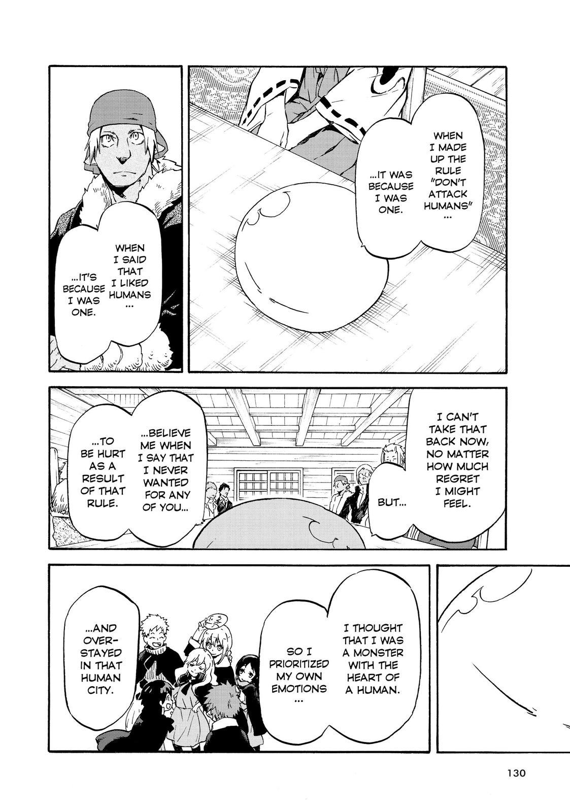 Tensei shitara Slime Datta Ken, Chapter 62 image 010