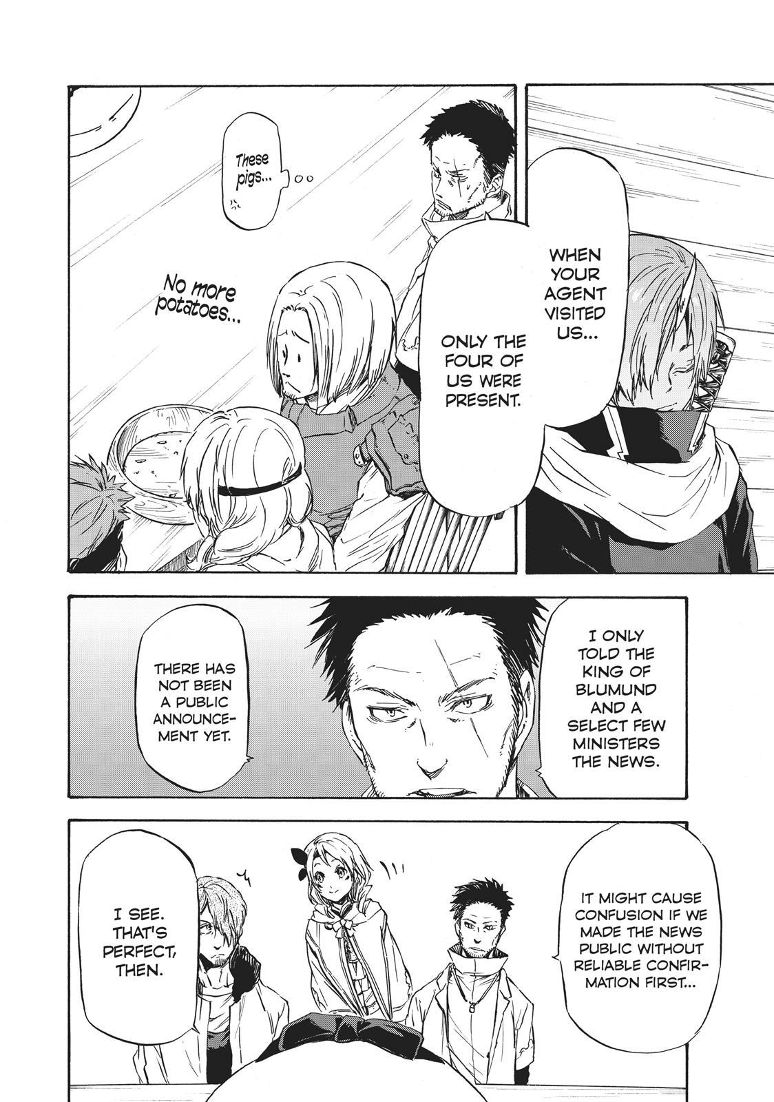 Tensei shitara Slime Datta Ken, Chapter 34 image 046