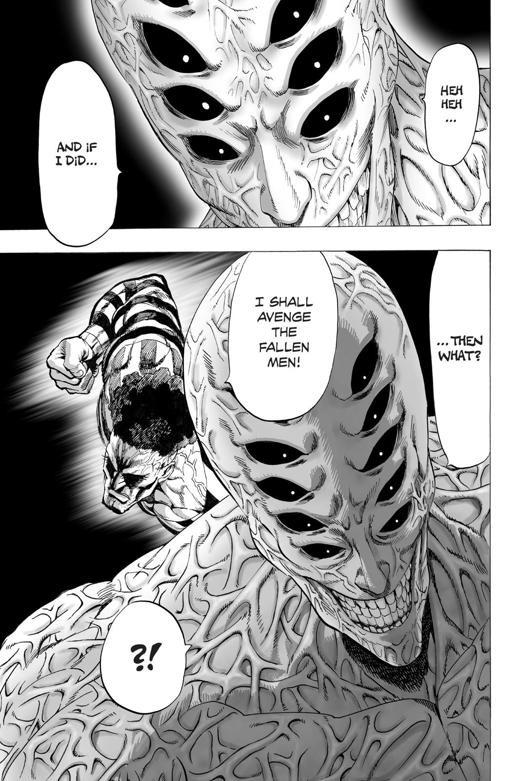 One-Punch Man, Chapter 32 image 036