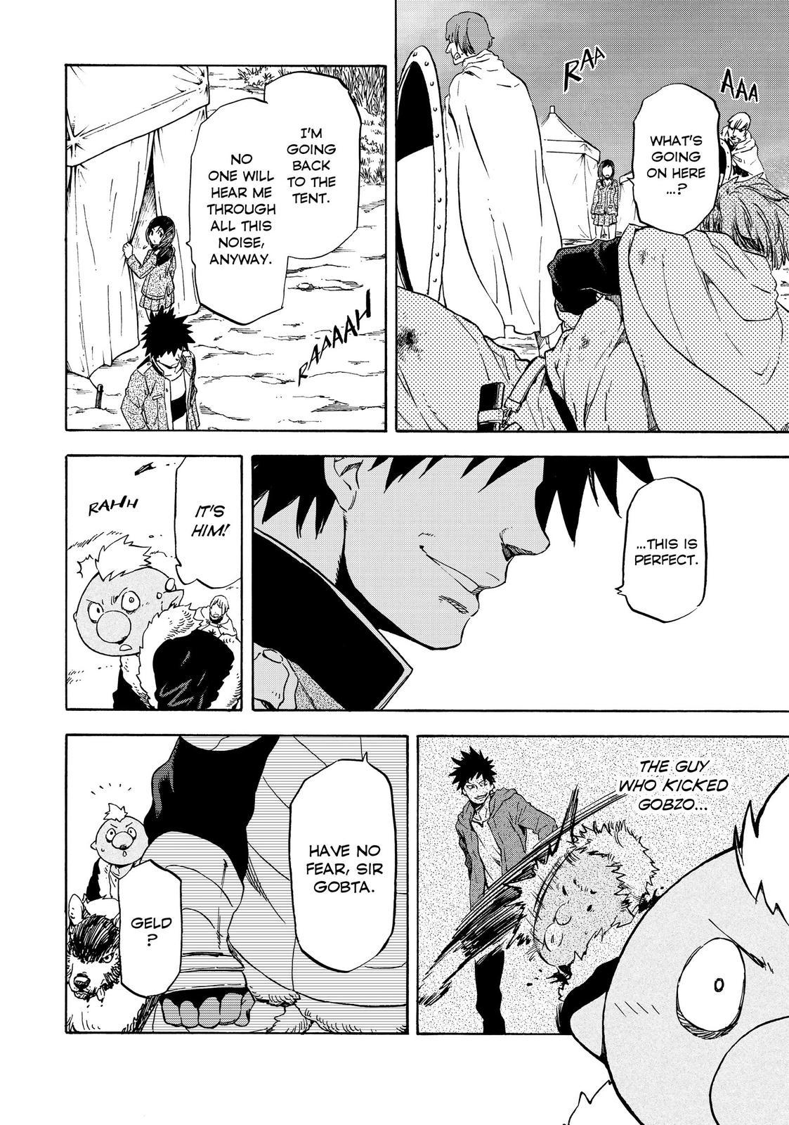 Tensei shitara Slime Datta Ken, Chapter 64 image 020