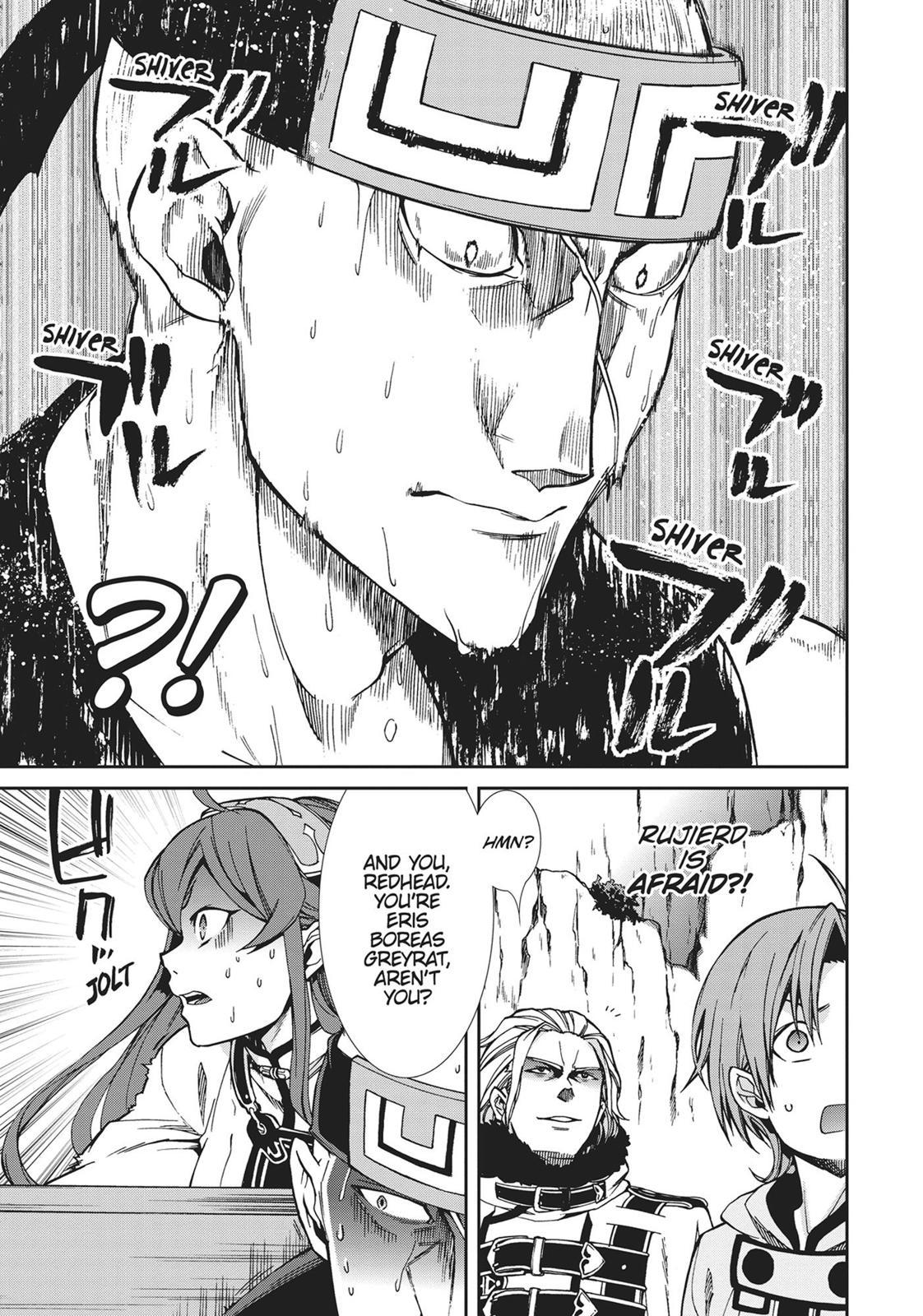 Mushoku Tensei, Chapter 46 image 019