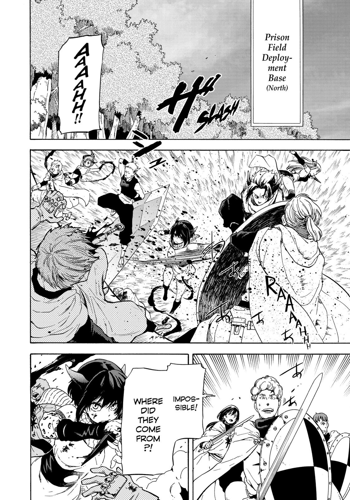 Tensei shitara Slime Datta Ken, Chapter 63 image 020