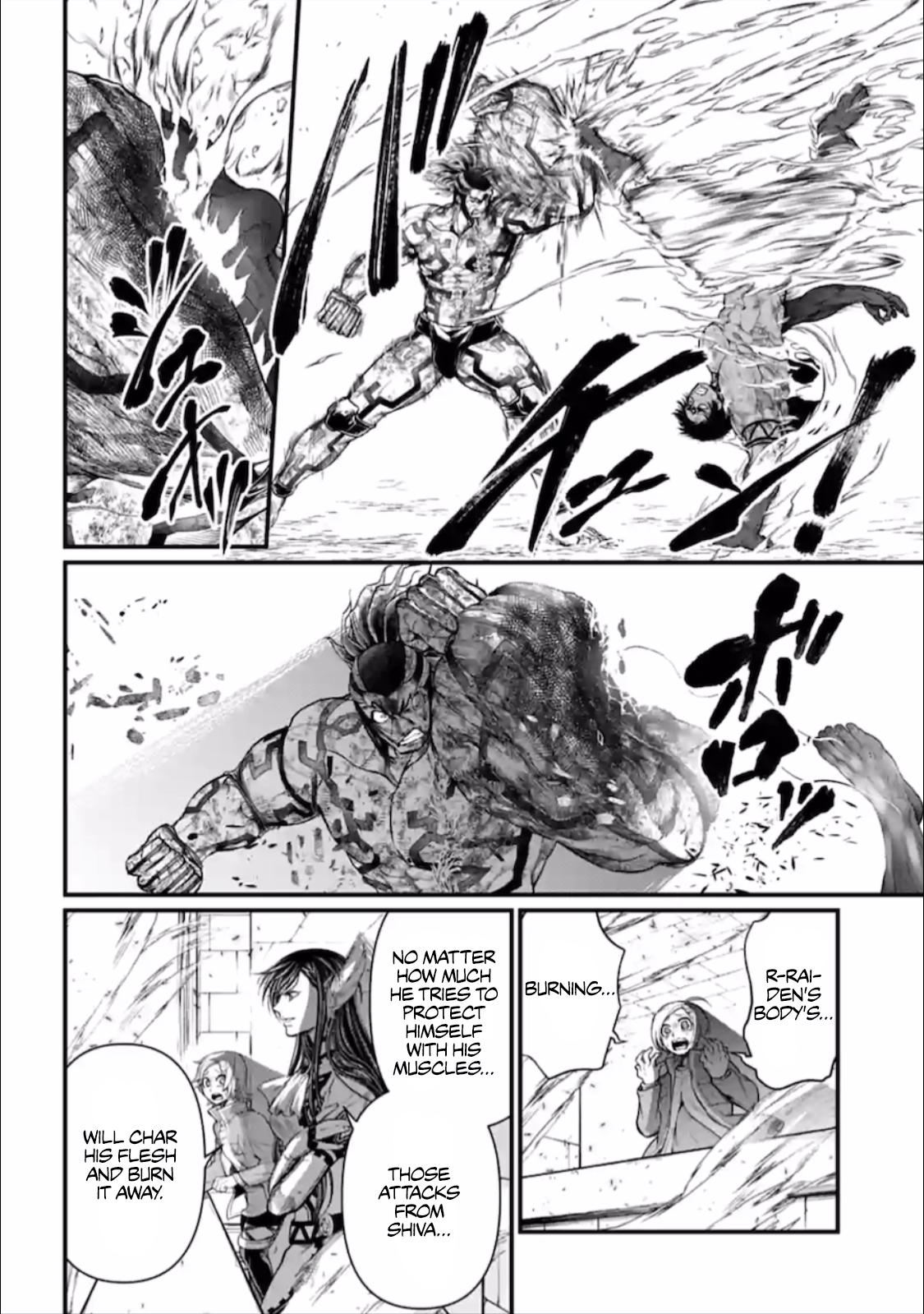 Shuumatsu no Valkyrie, Chapter 41 image 007